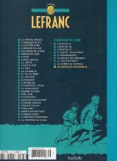 Verso de Lefranc - La Collection (Hachette) -IX- Les batailles de moselle