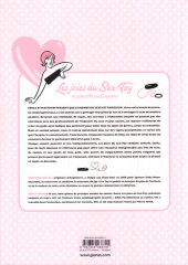 Verso de Les joies du Sex-Toy -2- et autres plaisirs coupables