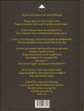 Verso de Les pierres sacrées d'EllijahrhemKathum -2- Le choix