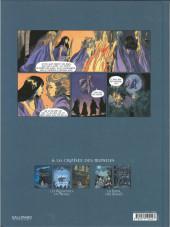 Verso de À la croisée des mondes -5- La Tour des Anges - 2