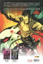 Verso de Wolverines (Marvel Deluxe) -3- Le mot de la fin