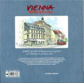 Verso de (AUT) Herberstein - Vienna, terre d'accueil - [Carnet de vie] d'étudiants, migrants, et SDF sous un même toit