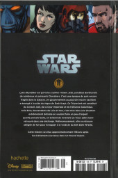 Verso de Star Wars - Légendes - La Collection (Hachette) -10896- Star Wars Legacy Saison II - II. La Voie de la Liberté