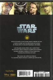 Verso de Star Wars - Légendes - La Collection (Hachette) -10982- Invasion - I. Réfugiés