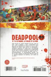 Verso de Deadpool - La collection qui tue (Hachette) -2069- Il y a le Diable, le soleil et la mer