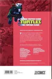 Verso de Teenage Mutant Ninja Turtles - Les Tortues Ninja (HiComics) -9- Vengeance seconde partie