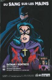 Verso de Batman Bimestriel (Urban Comics) -4- Tome 4