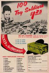 Verso de Metal Men Vol.1 (DC Comics - 1963) -2- Robots of Terror!