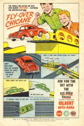 Verso de Metal Men Vol.1 (DC Comics - 1963) -5- Menace of the Mammoth Robots!