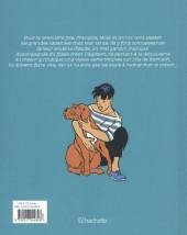 Verso de Le club des cinq (Nataël/Béja) -1a2020- Le Club des cinq et le trésor de l'île