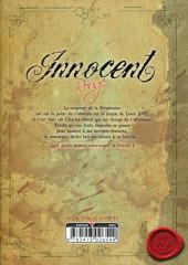Verso de Innocent Rouge -9- Le matin de l'exécution de Louis Capet