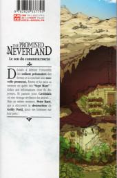 Verso de The promised Neverland -12- Le son du commencement