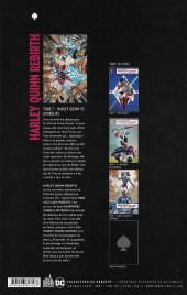 Verso de Harley Quinn Rebirth -7- Harley Quinn vs Apokolips