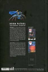 Verso de Doom Patrol -2- Tome 2