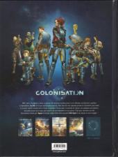 Verso de Colonisation -4- Expiation