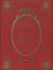 Verso de Jakob Kayne -2- Le maître de l'oubli