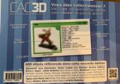 Verso de (DOC) CAC3D -21- Cac3d Hergé & Co