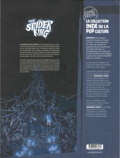 Verso de Spider King (The) - The Spider King