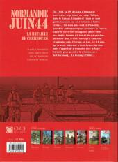 Verso de Normandie juin 44 -7- La bataille de Cherbourg