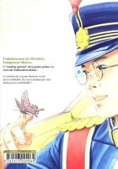 Verso de Empereur du Japon -2- Volume 2