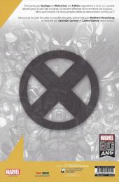Verso de X-Men (Marvel France 7e série - 2020) -2TL- Définitif (2/3)