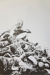 Verso de Walking Dead -33TL- Épilogue