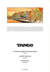 Verso de Tango (Xavier/Matz) -3DP- À l'ombre du Panama