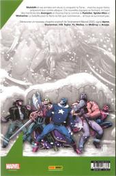 Verso de War of the Realms -3- La Guerre des Royaumes (3/6)