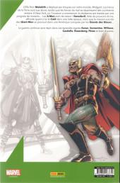 Verso de War of the Realms -4- La Guerre des Royaumes (4/6)