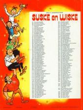 Verso de Suske en Wiske -199- De tamme Tumi
