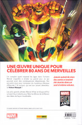 Verso de Marvel Comics 1000