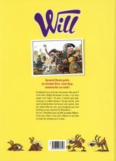 Verso de Will (Bianco) -HS- Will serial loser