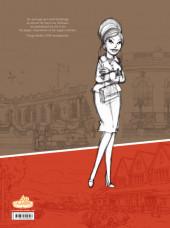 Verso de Jacques Gipar (Une aventure de) -7TL2- Gaby le magnifique