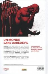 Verso de Daredevil (100% Marvel - 2019) - L'Homme sans peur