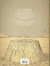 Verso de L'incal - Une aventure de John Difool -INT- Intégrale noir et blanc
