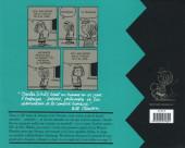 Verso de Snoopy & Les Peanuts (Intégrale Dargaud) -22- 1993 - 1994