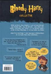 Verso de Bloody Harry -int- Collector