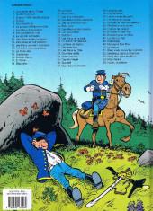 Verso de Les tuniques Bleues -50a2012- La traque