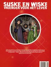 Verso de Suske en Wiske -351- De verloren Van Eyck