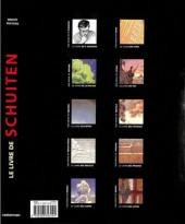 Verso de (AUT) Schuiten, François -4- The Book Of Schuiten