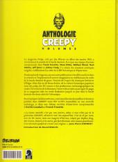 Verso de Creepy (Anthologie Delirium) -3- Volume 3