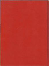 Verso de Les chefs-d'Œuvre de la littérature en bandes dessinées -2- L'île au trésor