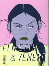 Verso de Flipette & Vénère