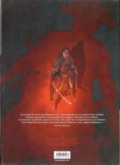Verso de La voie du Sabre -3- L'incendie de l'esprit