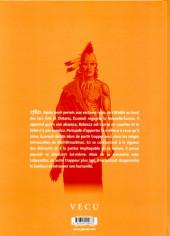 Verso de Les pionniers du Nouveau Monde -21- Fort Michilimackinac
