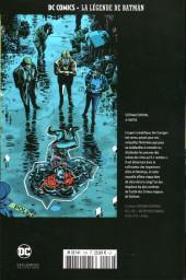 Verso de DC Comics - La légende de Batman -HS10- Gotham Central - 4e partie