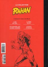 Verso de Rahan - La Collection (Hachette) -3- Tome 3