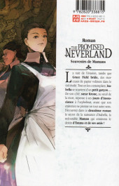 Verso de Promised Neverland (The) -Roman2- Souvenirs de Mamans
