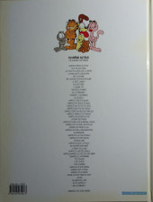Verso de Garfield -4d2008- La faim justifie les moyens