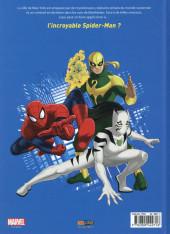 Verso de Ultimate Spider-Man (Panini Kids) -2- Nouvelles du monde souterrain